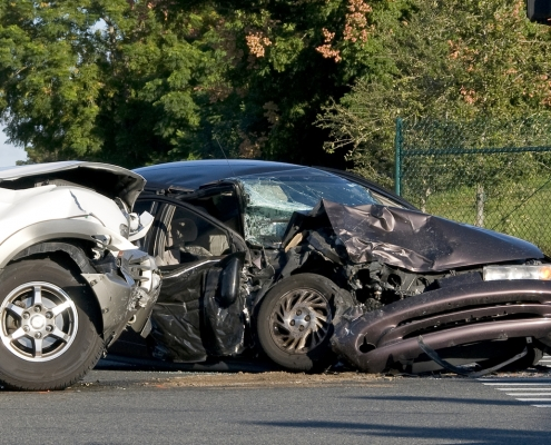 What is a T-bone collision settlement worth?