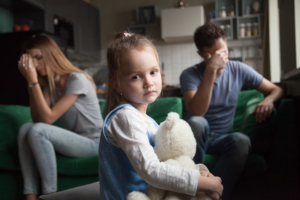 Alabama, What can I do if my child doesn't want to visit with their other parent?