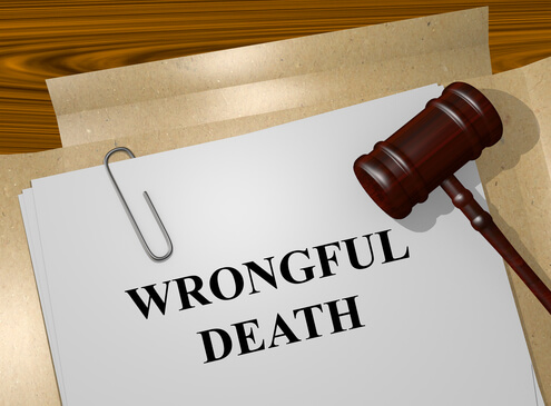 Can a wrongful death lawsuit be filed against a property owner in Colorado?
