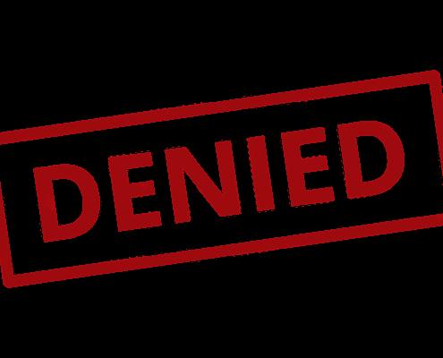 Atlanta, Georgia, When might a green card application be denied?