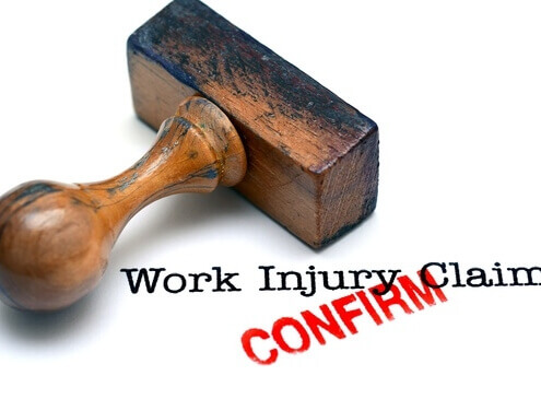 Can a worker in Portland, Oregon collect a settlement after suffering a work-related injury?