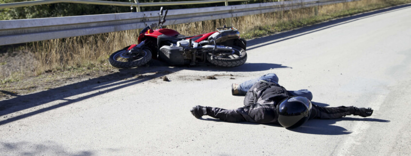 Possible Hit-and-Run Crash Leaves Motorcyclist and Passenger Injured in Concord, New Hampshire
