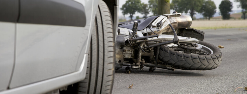 Rhode Island Woman Suffers More Than a Dozen Fractures After Engaging in a Motorcycle Accident