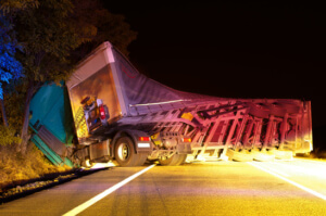 Who can be held liable for a truck accident caused by a drowsy driver in Seattle, Washington?