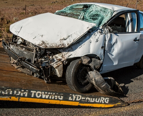 New Hope, Ohio, Passenger Suffers Fatal Injuries in Accident on U.S. 35