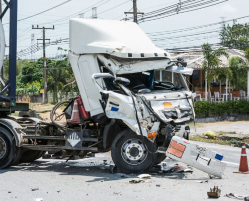 Steps to Take After a Truck Accident in Nevada