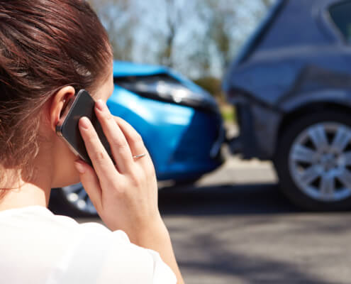 What are the duties of a driver after an accident in Jackson, Mississippi?