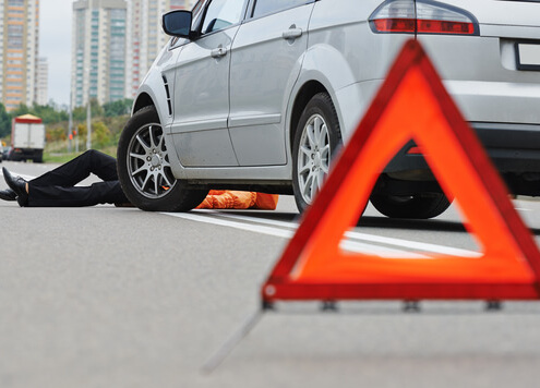 How to prove liability in a pedestrian accident case in Wyoming?