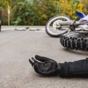 West Virginia, Can a motorcycle accident cause PTSD?