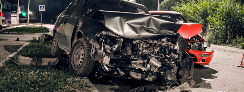 How can a driver recover compensation after a car accident in Tampa, Florida?
