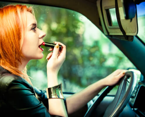 Driver Behaviors that Contribute to Fatal Motor Vehicle Accidents