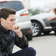 What mental health issues might an individual experience after a car accident in Boise, Idaho?