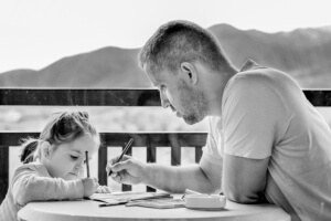 How can a parent in Colorado obtain custody if they aren't married?