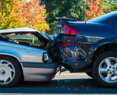 What is a fair amount to accept for pain and suffering after a car accident in Metairie, LA?