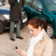 Should an accident victim speak with the other driver's insurance company after a crash in Chula Vista, California?