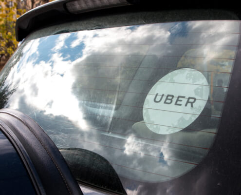 What should an individual do if they were injured in a rideshare accident in Las Vegas, Nevada?