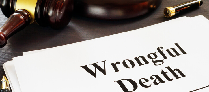 Who pays for a wrongful death