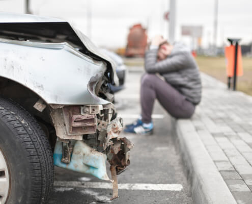 What is underinsured motorist coverage and how can it help after an accident?