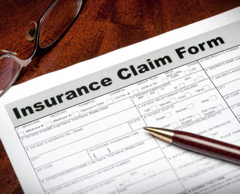 Does the insurance company always have to pay on an accident claim?