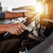 What are some common trucking violations that cause accidents?