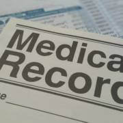 How important are medical records in a slip and fall case in Florida?