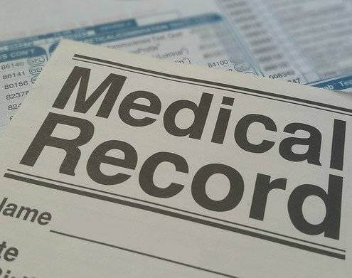 Can an inaccuracy in medical records affect a personal injury case?
