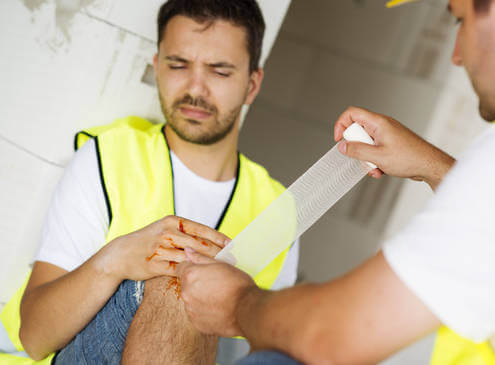 Should an individual call a lawyer after a construction accident in Live Oak, FL?