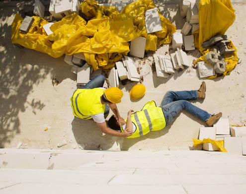 Preventing Falls at Construction Sites in Sweetwater, Florida