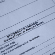 Two Types of Damages Awarded in Personal Injury Cases