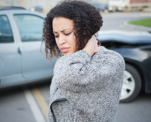 Should an individual receive compensation for the injuries they suffered in a crash in Spartanburg, South Carolina?