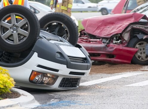 Can the insurance company cancel a policy after an accident?