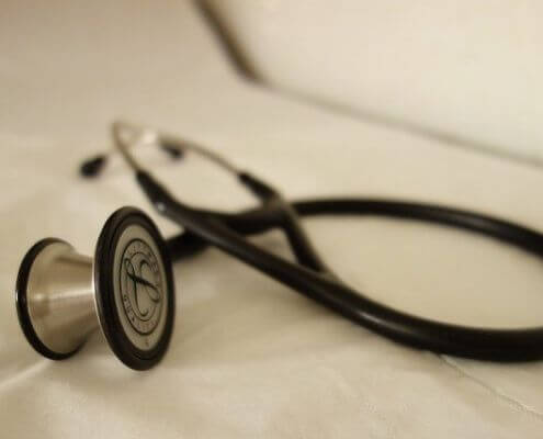 When will the insurance company pay for a car accident victim's medical care in Maryland?