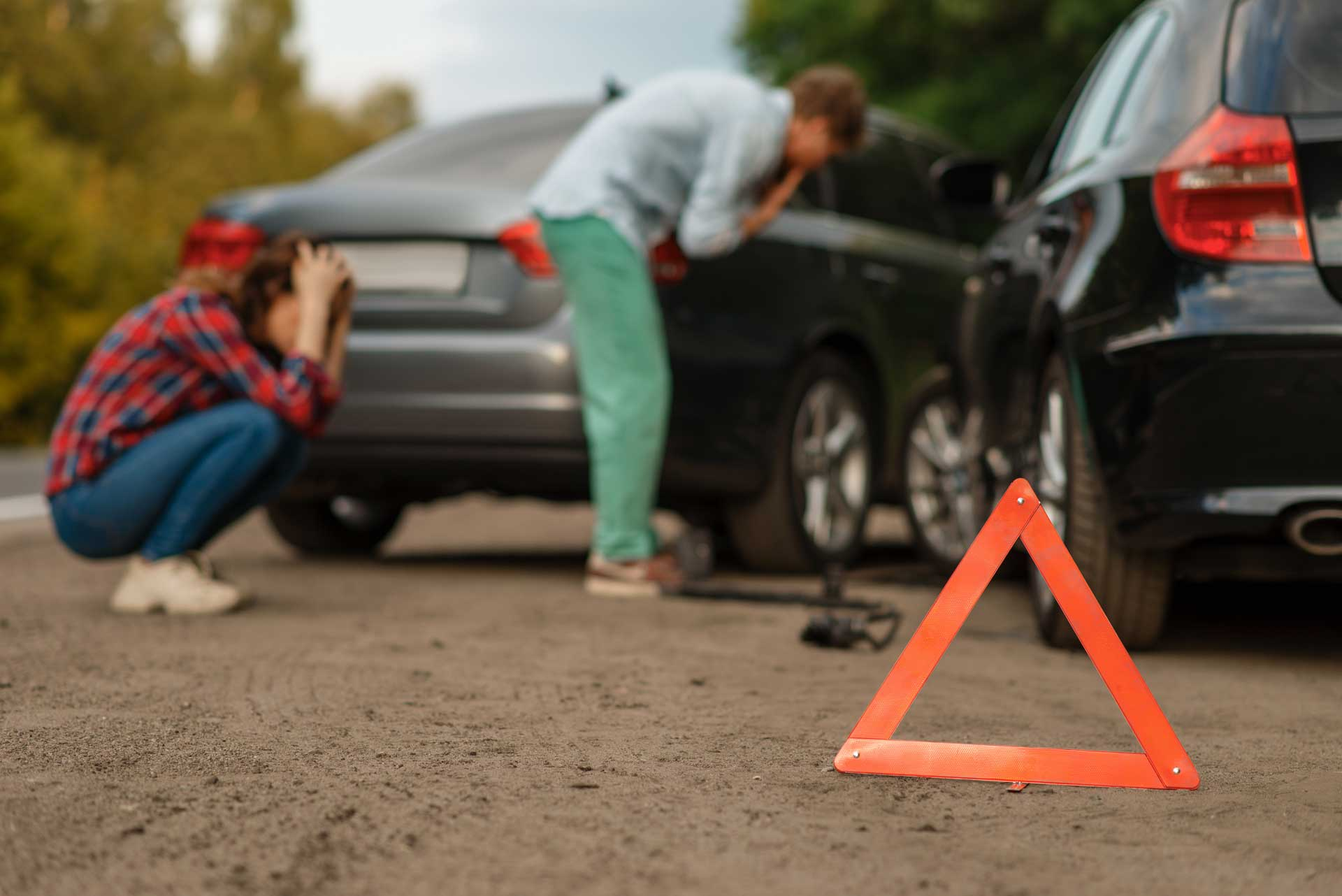 Do you need to report a minor car accident?